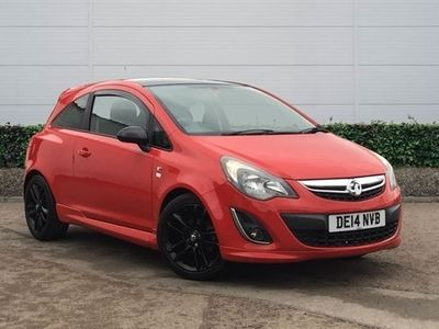 used Vauxhall Corsa 1.2 Limited Edition 3dr Hatchback