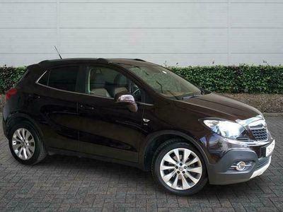 used Vauxhall Mokka 1.6 CDTi SE 5dr Hatchback