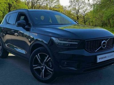 used Volvo XC40 - B4 FWD (Petrol) R-Design Automatic (Driver Assist, Climate, Heated Steering Wheel)
