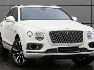 used Bentley Bentayga W12 6.0 5dr