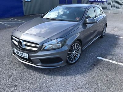 used Mercedes A250 A Class 2.0BlueEFFICIENCY AMG 7G-DCT 5dr (ENG)