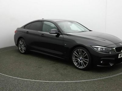 used BMW 420 Gran Coupé 4 Series Gran Coupe I M SPORT 2018 (18)