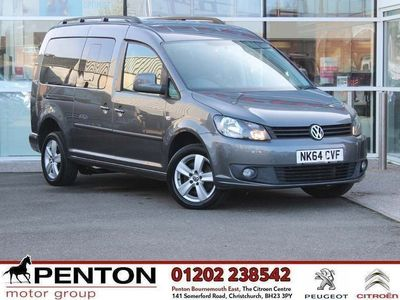 used VW Caddy Maxi Life 1.6 Tdi 5Dr