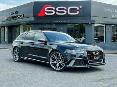 used Audi RS6 Avant 4.0 TFSI V8 Performance Avant Tiptronic quattro (s/s) 5dr