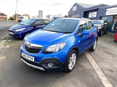 used Vauxhall Mokka 1.6 CDTi Exclusiv (s/s) 5dr