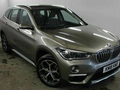 used BMW X1 xDrive 20i xLine 5dr Step Auto Estate 2.0