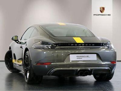 used Porsche Cayman 2.0 2Dr Pdk
