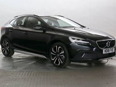 used Volvo V40 CC 1.5 T3 Pro Geartronic Auto