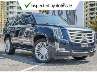 used Cadillac Escalade Platinum INCLUDES SHIPPING, DUTIES AND UK REG COSTS