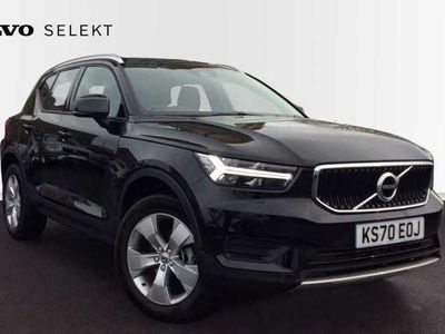 used Volvo XC40 T3 Momentum (Driver Assist, Climate, Park Assist - Full Leather) 1.5 5dr