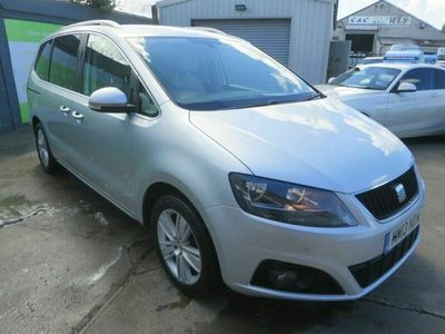 used Seat Alhambra 2.0 CR TDI ECOMOTIVE SE 5d 140 BHP FINANCE AND UK DELIVERY AVAILABLE!