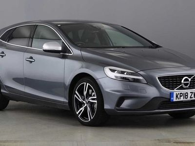 used Volvo V40 D2 R-Design Pro Automatic (WINTER PACK & MORE) 2.0 5dr