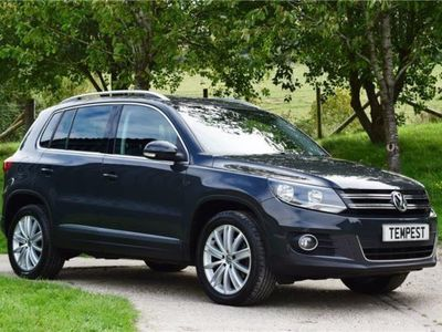 used VW Tiguan Match Edit Tdi Bmt 2.0 5dr