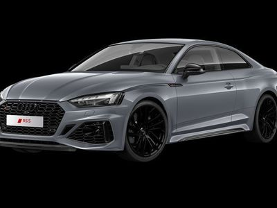 used Audi RS5 RS5TFSI Quattro Carbon Black 2dr Tiptronic