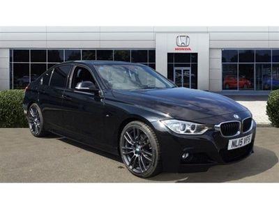 used BMW 320 3 Series d M Sport 4dr Step Auto [Business Media] Diesel Saloon 2.0