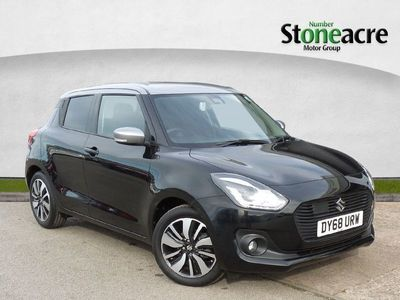 used Suzuki Swift 1.0 Boosterjet SHVS SZ5 Hatchback 5dr Petrol Hybrid Manual (s/s) (111 ps)