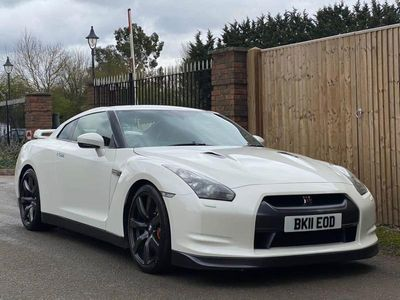 used Nissan GT-R 3.8L BLACK EDITION 2d 479 BHP *** FULL SERVICE HIS