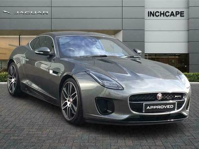 used Jaguar F-Type COUPE 3.0 [380] Supercharged V6 R-Dynamic 2dr Auto