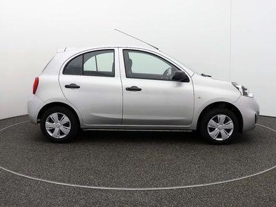 used Nissan Micra VISIA Hatchback 2016