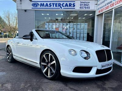 used Bentley Continental 4.0 GTC V8 S Auto 4WD 2dr (EU5)