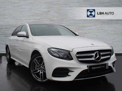 used Mercedes E400 E Class4Matic AMG Line Premium Plus 4dr 9G-Tronic Saloon diesel saloon