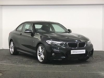 used BMW 220 2 Series i M Sport 2dr