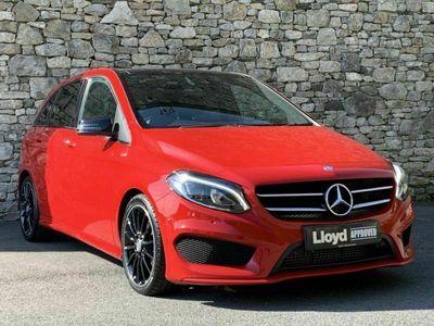 used Mercedes B200 B ClassAMG Line Premium Plus 5dr Auto 2.2