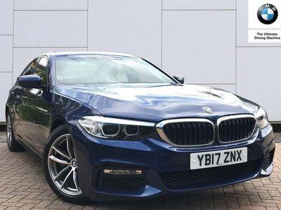 used BMW 520 d xDrive M Sport Saloon