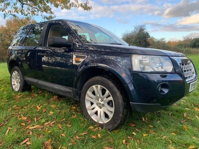 used Land Rover Freelander 2 2.2 TD4 HSE Automatic