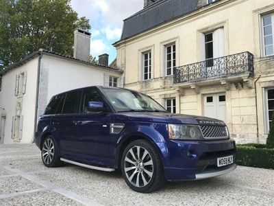 used Land Rover Range Rover Sport 5.0