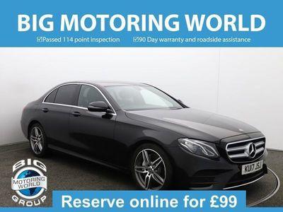 used Mercedes E200 E ClassAMG LINE for sale   Big Motoring World