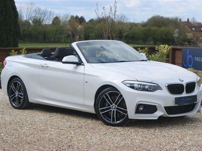 used BMW 230 2 SERIES I M SPORT 2d 248 BHP 2.0