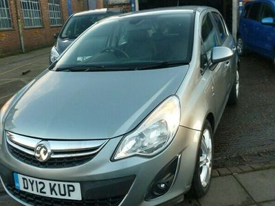 used Vauxhall Corsa SE 5-Door Hatchback 2012