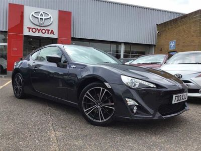 used Toyota GT86 2.0 D-4S 2dr