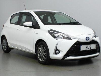 used Toyota Yaris Hybrid Icon Tech Hyb Vvt-I 1.5 5dr