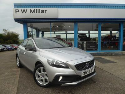 used Volvo V40 CC D2 [120] Lux 5Dr Geartronic