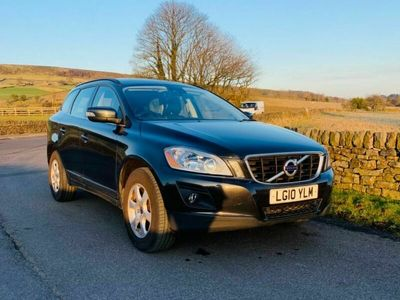 used Volvo XC60 2.4 D DRIVe SE Geartronic 5dr
