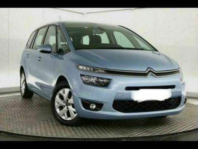 used Citroën Grand C4 Picasso 1.6 BlueHDi VTR+ EAT6 (s/s) 5dr