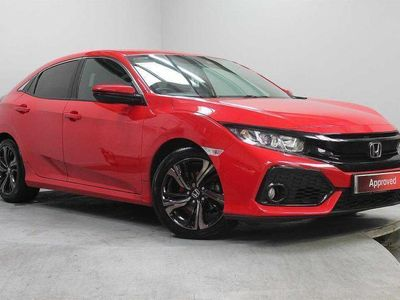 used Honda Civic 1.6 i-DTEC (120ps) SR (s/s) 5-Door diesel hatchback