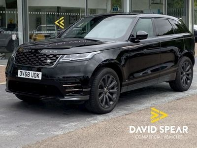 used Land Rover Range Rover Velar D180ps Auto R-Dynamic Se with Sat Nav & Rev Cam 2.0 5dr