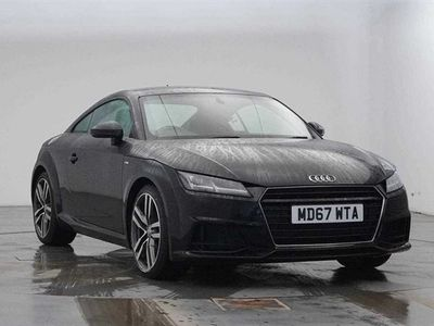 used Audi TT Coupé Coup- S line 1.8 TFSI 180 PS 6-speed