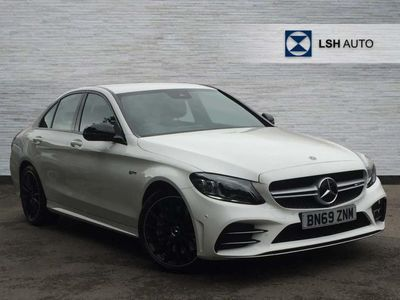 used Mercedes C43 AMG C Class4Matic Premium 4dr 9G-Tronic Saloon amg saloon