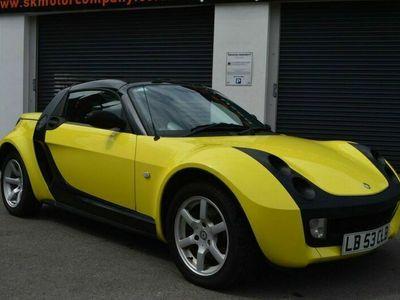 used Smart Roadster 0.7 80 AUTO RHD 2d 81 BHP MOT TILL MARCH 2022