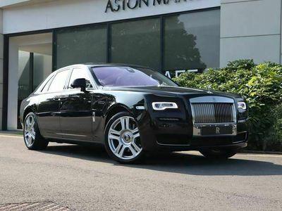 used Rolls Royce Ghost Series 2 saloon
