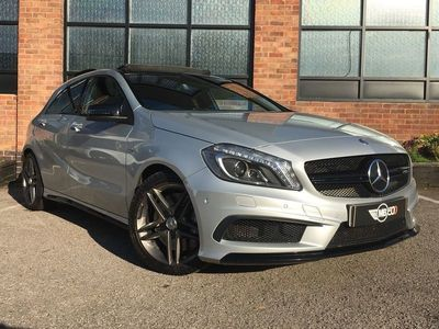 used Mercedes A45 AMG A Class 2.0Hatchback 5dr Petrol 7G-DCT 4MATIC (161 g/km, 360 bhp)