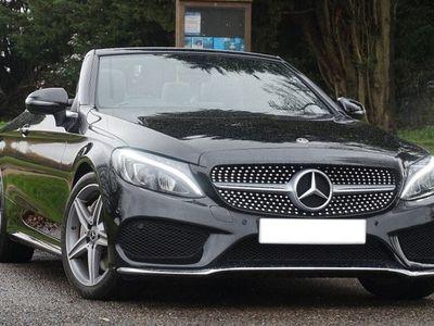 used Mercedes 250 C D AMG LINE PREMIUM PLUS Auto 2-Door