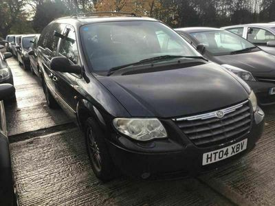 used Chrysler Grand Voyager 2.8 CRD Limited XS 5dr