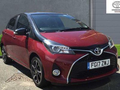 used Toyota Yaris 1.33 Dual VVT-i Design 5dr