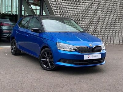 used Skoda Fabia Hatchback Special Editions 1.2 TSI Colour Edition 5dr