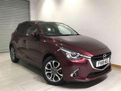 used Mazda 2 1.5 GT Sport Nav+ 5 door Hatchback 2018